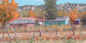 Stephen Day-New Mexico Fall-Sorrel Sky Gallery-Painting