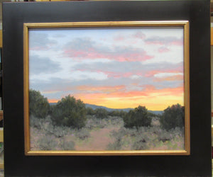 New Mexico Sunrise-Painting-Stephen Day-Sorrel Sky Gallery