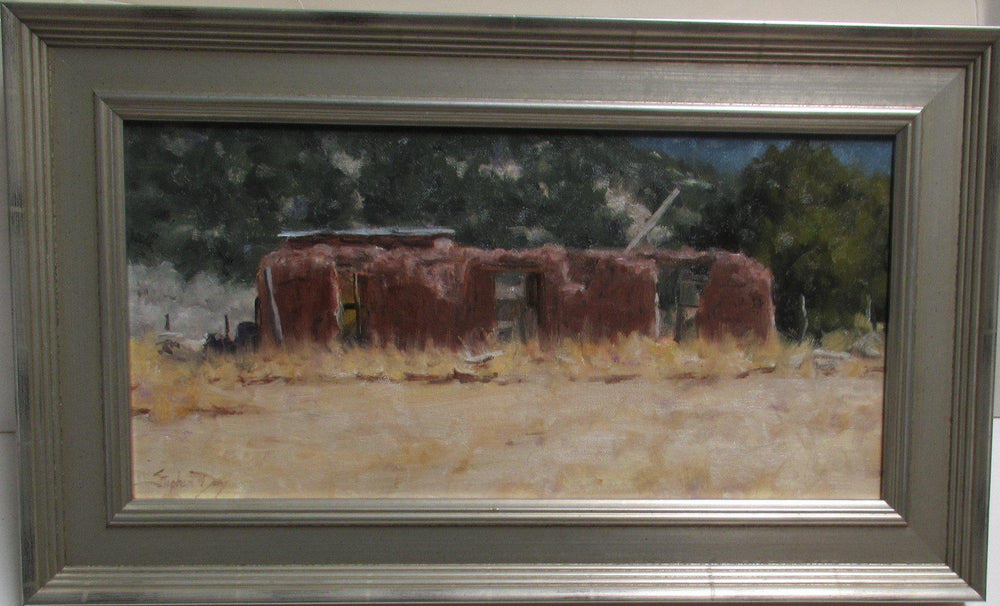 Old Adobe in the Sun-Painting-Stephen Day-Sorrel Sky Gallery