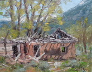 Stephen Day-Old Taos Adobe-Sorrel Sky Gallery-Painting