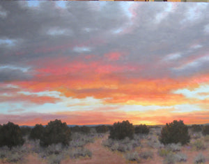 Only In New Mexico-Painting-Stephen Day-Sorrel Sky Gallery
