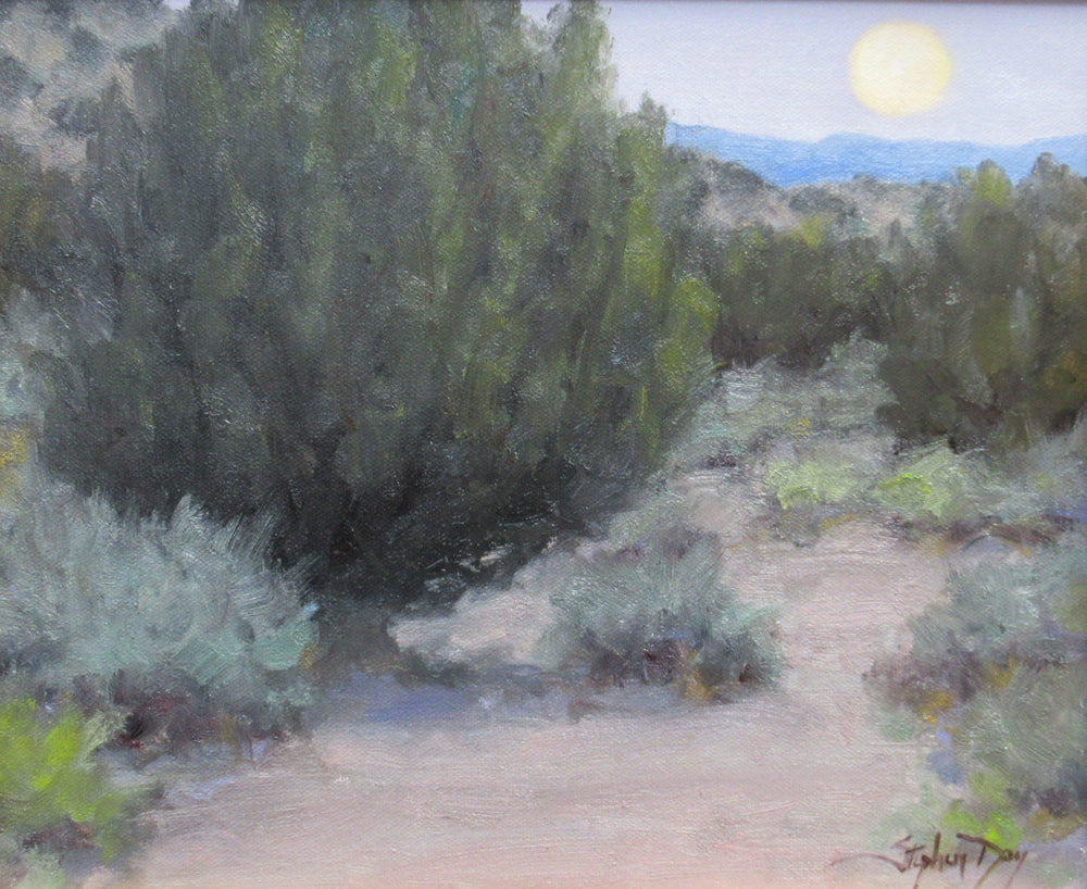 Soft Light-Painting-Stephen Day-Sorrel Sky Gallery