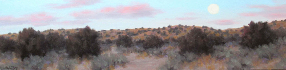 Stephen Day-Super Moon-Sorrel Sky Gallery-Painting