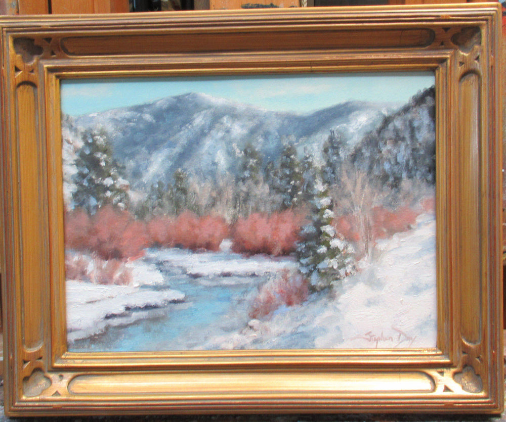 The Colors of Winter-Painting-Stephen Day-Sorrel Sky Gallery