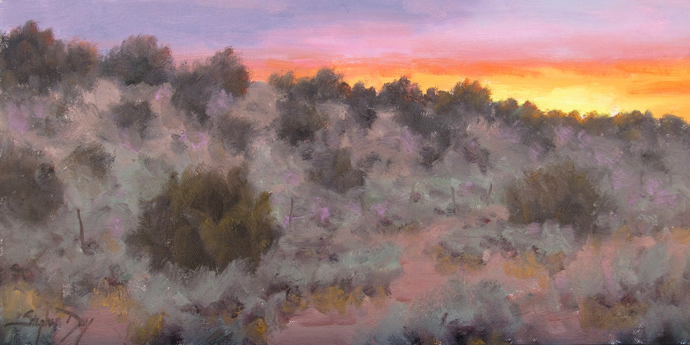 The Day's Finale-Painting-Stephen Day-Sorrel Sky Gallery