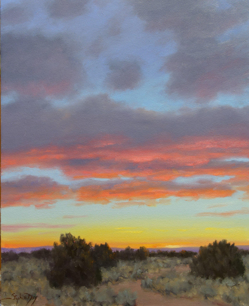 The Ending Moment-Painting-Stephen Day-Sorrel Sky Gallery