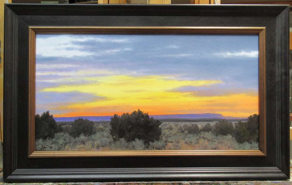 Twilight Color-Painting-Stephen Day-Sorrel Sky Gallery
