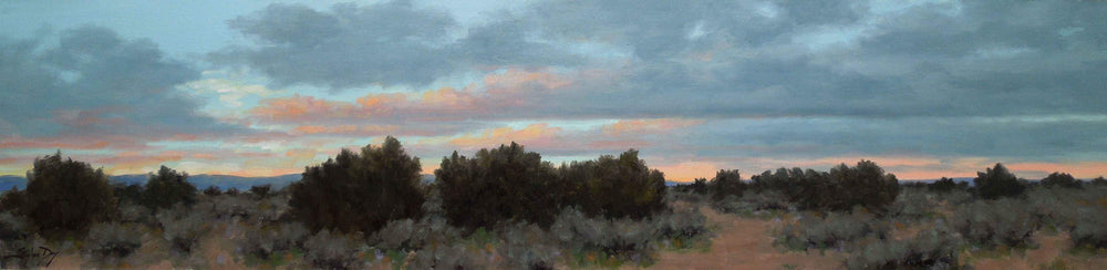 Stephen Day-Twilight Glow-Sorrel Sky Gallery-Painting