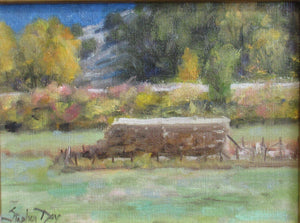 Valley Haystack-Painting-Stephen Day-Sorrel Sky Gallery
