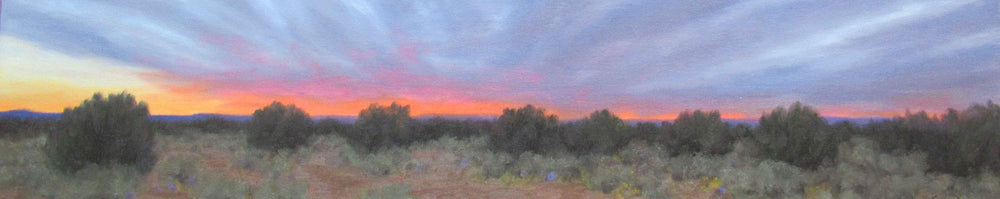 Stephen Day-Wind Blown Clouds-Sorrel Sky Gallery-Painting