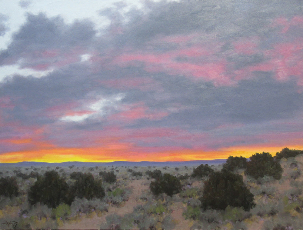 Landscape Painting Essentials with Stephen Day | April 3 - 5 | SANTA FE-Workshop-Stephen Day-Sorrel Sky Gallery