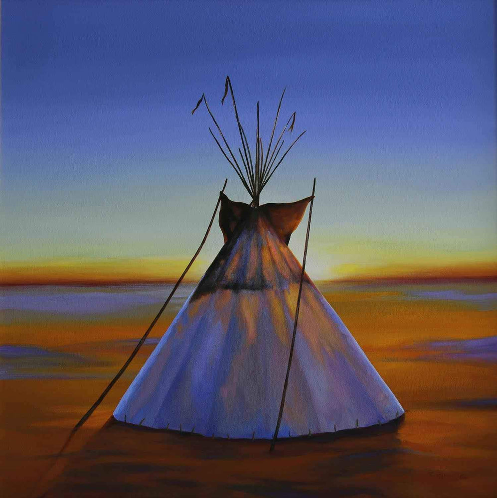 Tamara Rymer-Sorrel Sky Gallery-Painting-Another Summer
