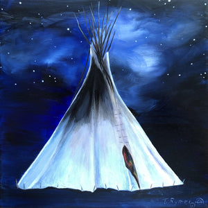 They Had The Stars-Painting-Tamara Rymer-Sorrel Sky Gallery