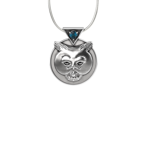 Wise Guy Pendant-Jewelry-Tim Cherry-Sorrel Sky Gallery