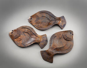 Harmony – Flat Fish Tray-Sculpture-Tim Cherry-Sorrel Sky Gallery