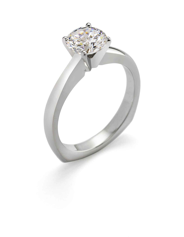 Toby Pomeroy-Cascadia Engagement Ring-Sorrel Sky Gallery-Jewelry