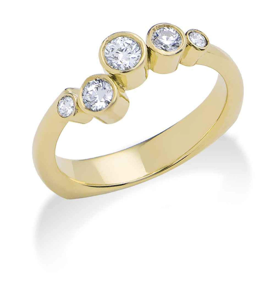 Toby Pomeroy-Elata Engagement Ring-Sorrel Sky Gallery-Jewelry