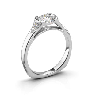 Toby Pomeroy-Fiona Engagement Ring-Sorrel Sky Gallery-Jewelry
