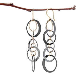 Toby Pomeroy-Galaxy Earrings-Sorrel Sky Gallery-Jewelry