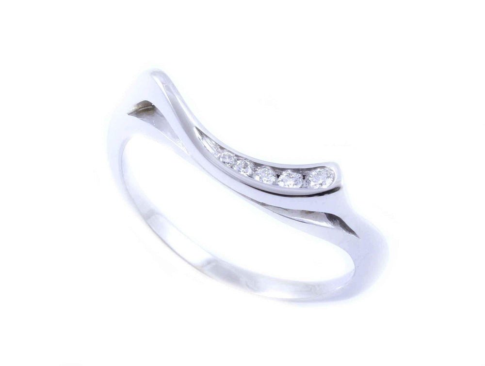Toby Pomeroy-Oceana Wedding Band-Sorrel Sky Gallery-Jewelry