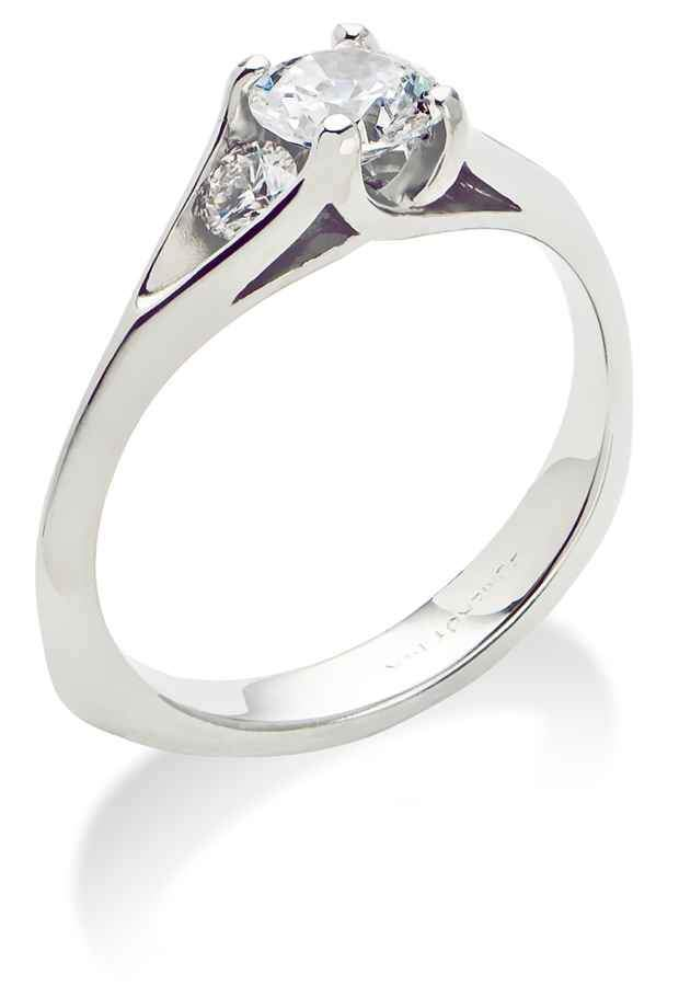 Toby Pomeroy-Oraria Engagement Ring-Sorrel Sky Gallery-Jewelry
