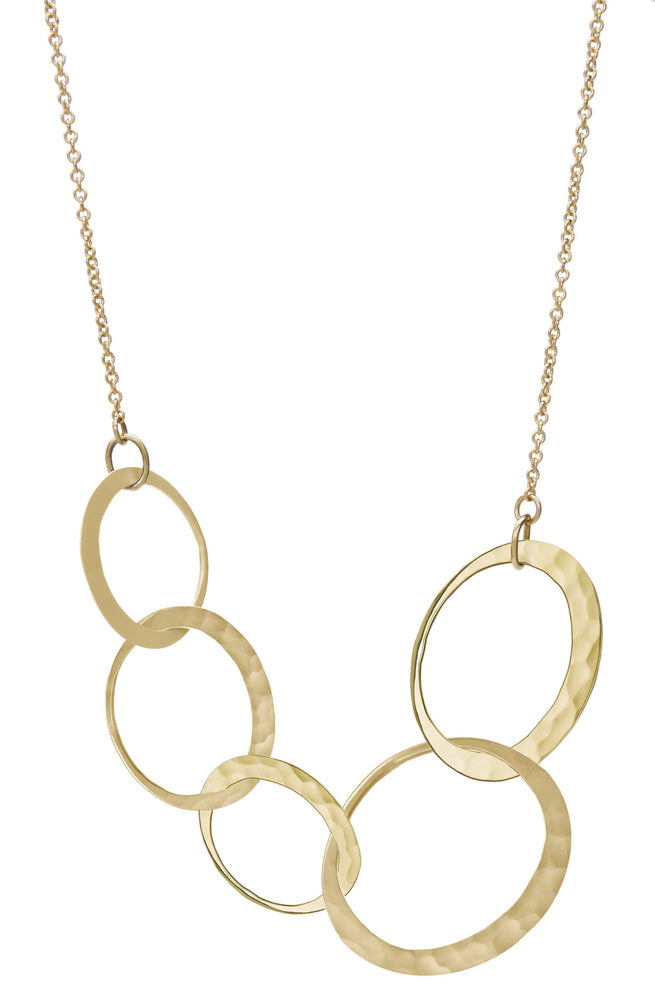 Petite Eclipse 5-Link Necklace