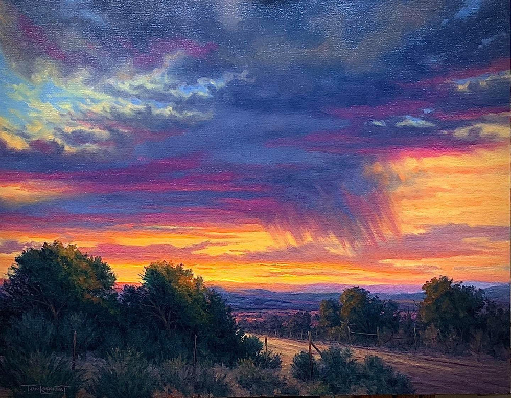 Vigra Fantasy-Painting-Tom Lockhart-Sorrel Sky Gallery