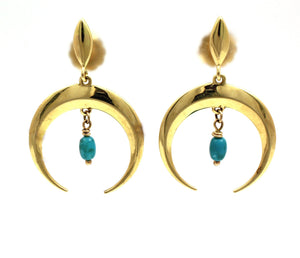 Naja and Navette Earrings-Jewelry-Victoria Adams-Sorrel Sky Gallery