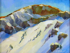 Beyond the Boundary-Lake Peak, Midday-Painting-Williams, Marcia-Sorrel Sky Gallery
