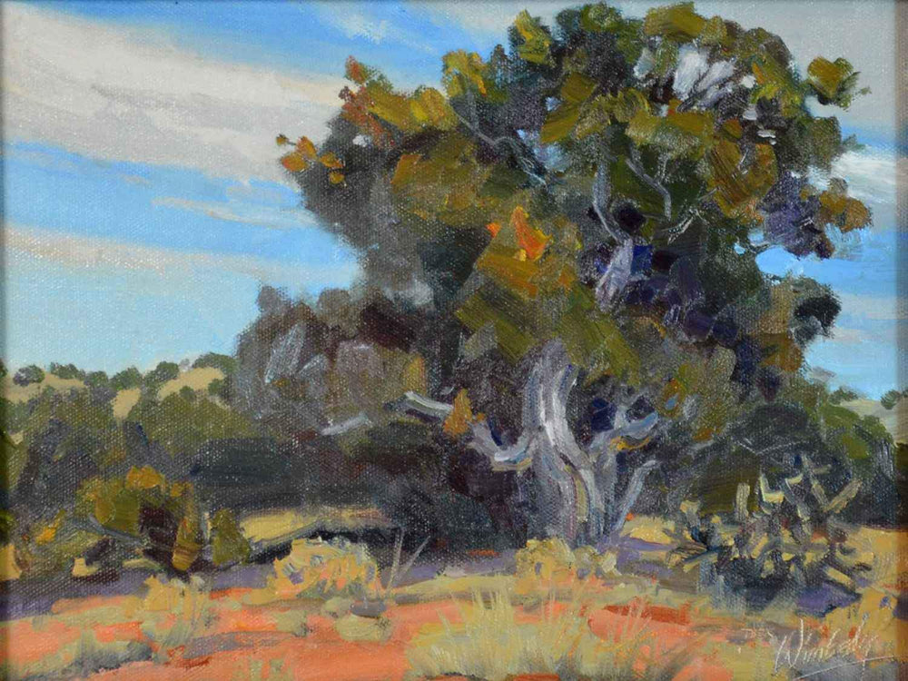 Galisteo Skies-Painting-Wimberly, Dick-Sorrel Sky Gallery