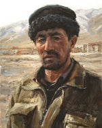 Uncle Hashimia from Pamirs
