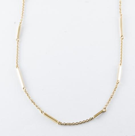 Bar Stations Necklace