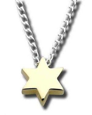 Zina Sterling-Sorrel Sky Gallery-Jewelry-Gold Star Pendant