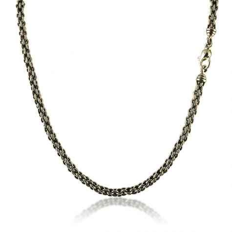 Open Link Chain Necklace