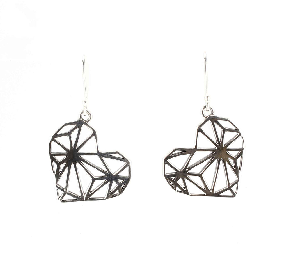 Zina Sterling-Sorrel Sky Gallery-Jewelry-Prism Heart Earrings
