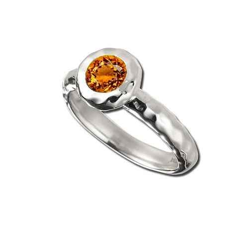 Zina Sterling-Sorrel Sky Gallery-Jewelry-Ripple Citrine Ring