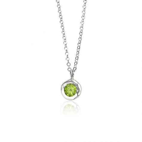 Zina Sterling-Sorrel Sky Gallery-Jewelry-Ripples Peridot Pendant