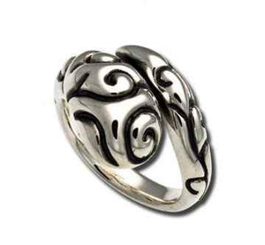 Zina Sterling-Sorrel Sky Gallery-Jewelry-Swirl Ring