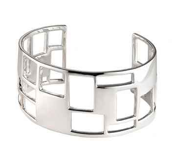 Windows Cuff Bracelet