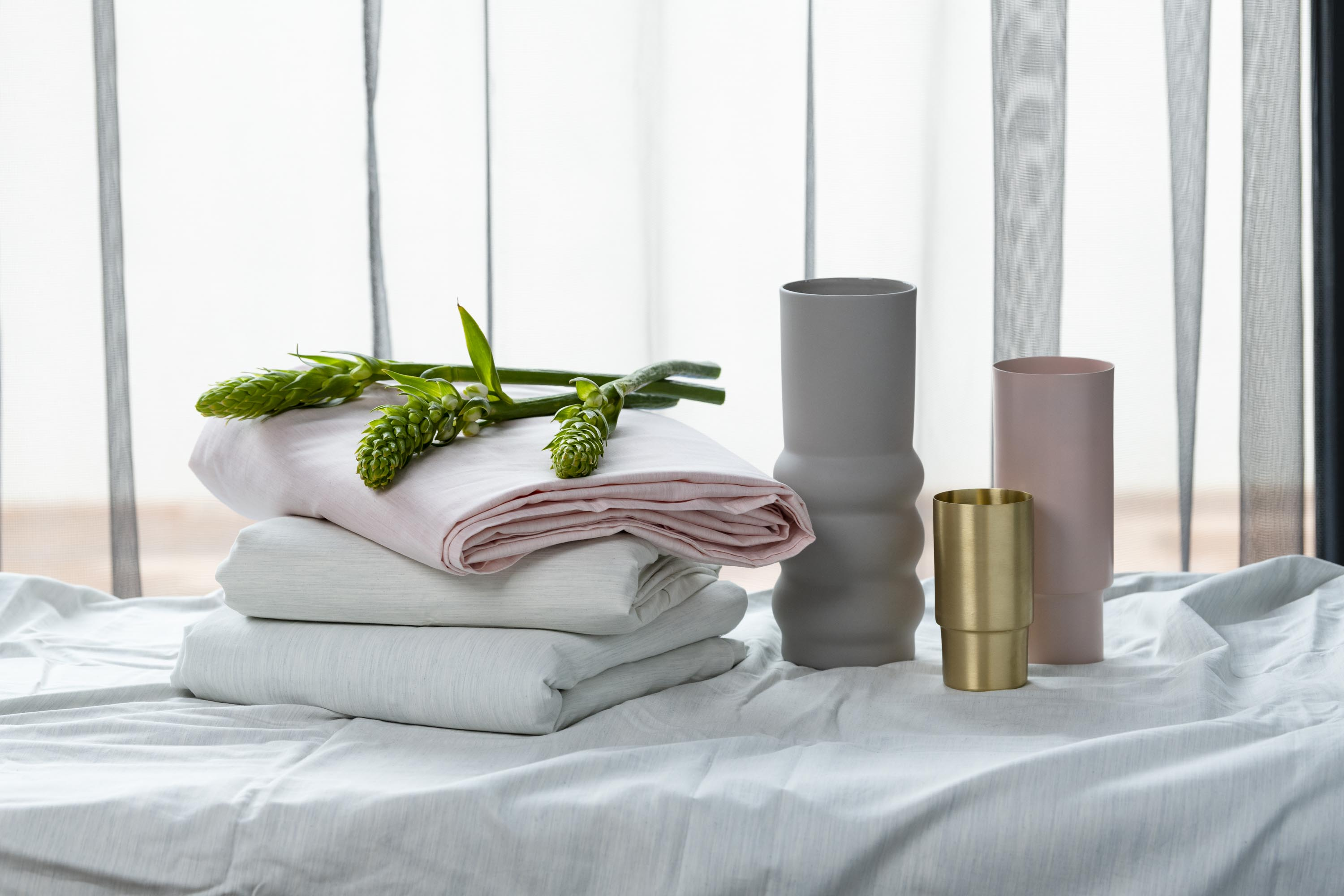 WHAT'S NEW - Plant Dyed Organic Cotton Collection