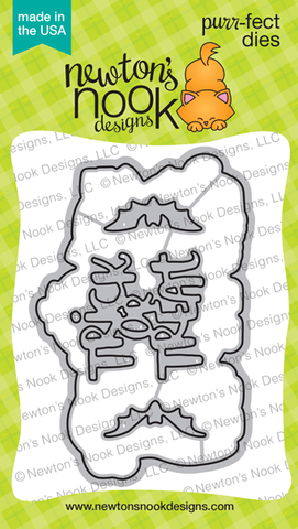Newton's Nook Designs: Halloween Trio Die Set