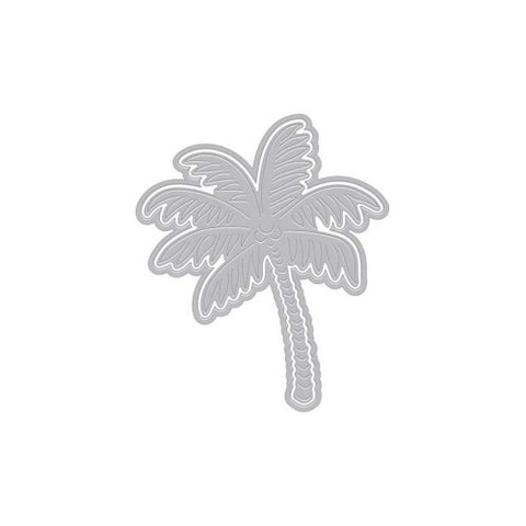 Hero Arts:  Paper Layering Palm Tree Pair