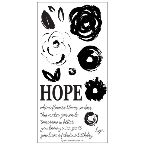 Concord & 9th: Hope Stamp Set