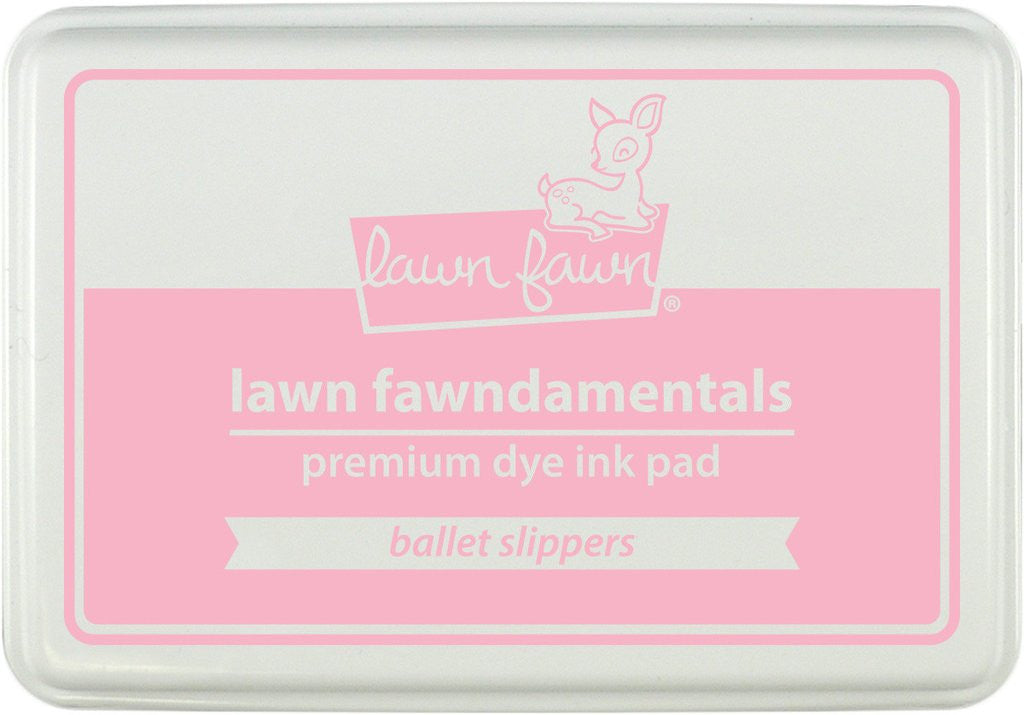 Lawn Fawn: Ballet Slippers Ink Pad