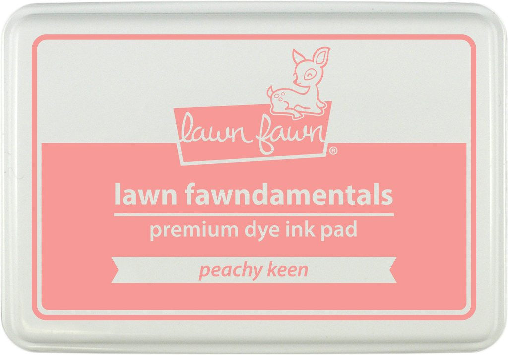 Lawn Fawn: Peachy Keen Ink Pad