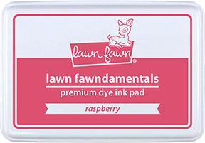 Lawn Fawn: Raspberry Ink Pad