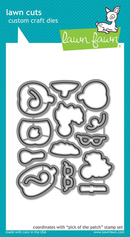 Lawn Fawn: Pick of the Patch Stamp Set