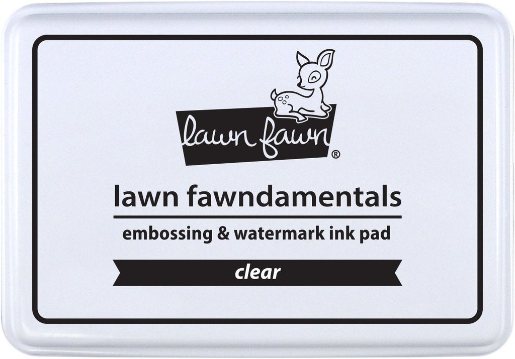 Lawn Fawn: Embossing Ink Pad