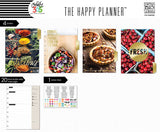 Me & My Big Ideas: Create 365 The Happy Planner Recipe Organizer Extension Pack