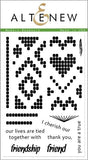 Altenew: Modern Beadwork Stamp Set